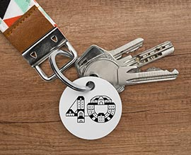 Chipolo Classic bluetooth tracker