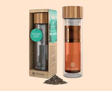 LoyalTea® War Child Tea To Go Infuser