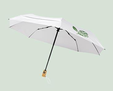 RPET opvouwbare paraplu
