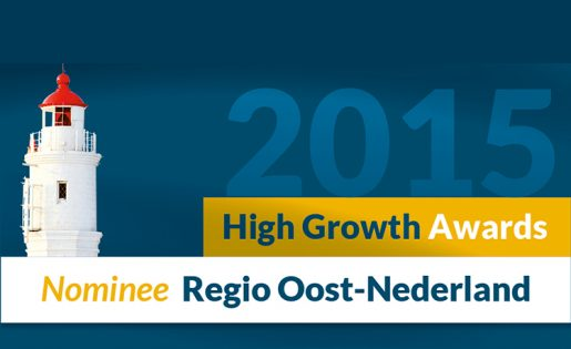 Pinkcube genomineerd voor High Growth Award