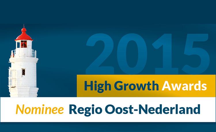 Pinkcube genomineerd voor High Growth Award