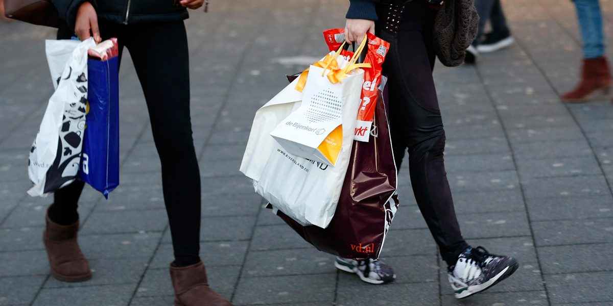 Het verbod op plastic tasjes en duurzame alternatieven