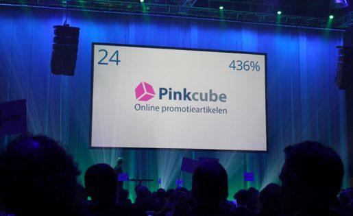 Pinkcube verzilverd 24e plek in Deloitte Technology Fast50