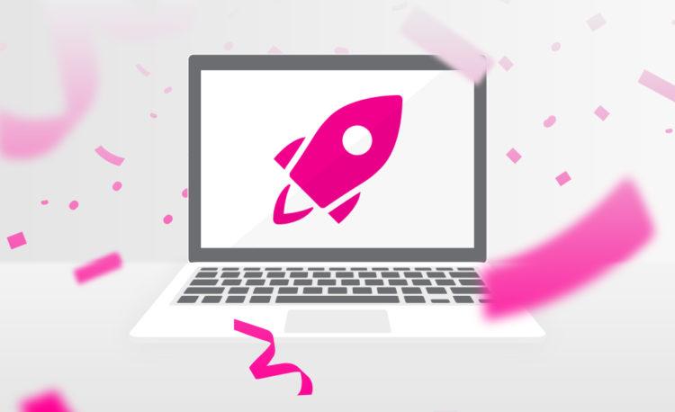 Pinkcube maakt promotieartikelen bestellen nu nóg sneller en makkelijker