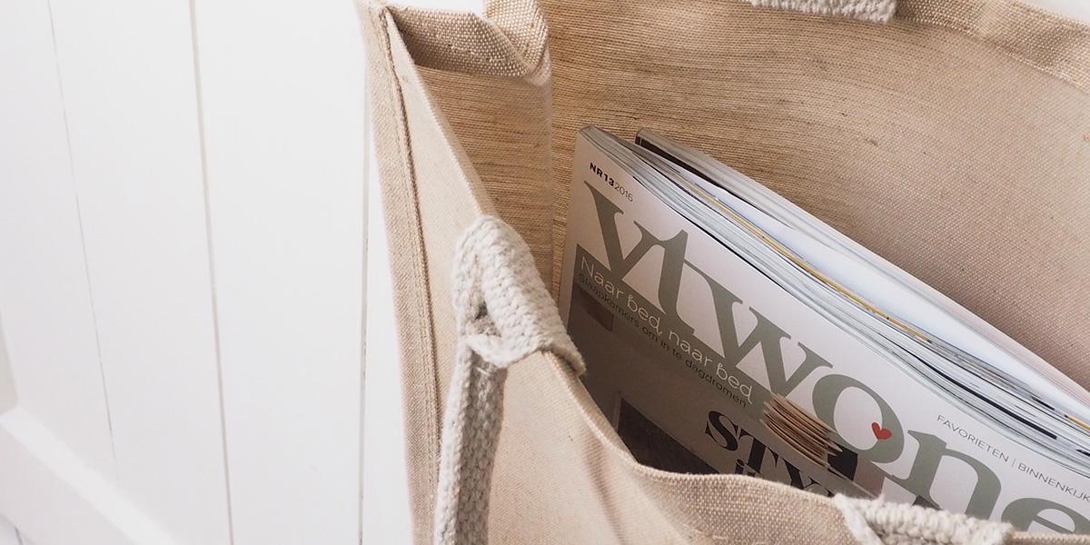Duurzame jute tassen: het perfecte alternatief