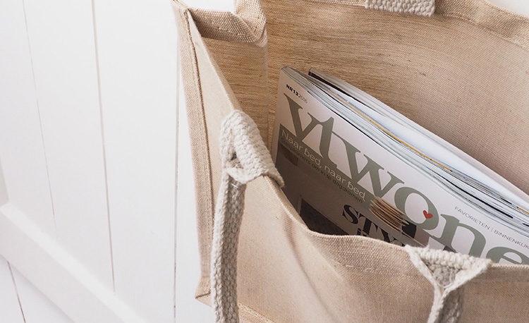 Jute tassen: het perfecte alternatief
