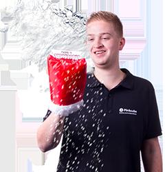 Specialist ijskrabbers bedrukken