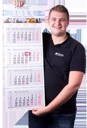 Specialist kalenders bedrukken