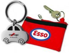 Auto sleutelhangers