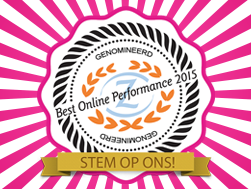 Pinkcube met nominatie Best Online Performance 2015 in PromZ magazine