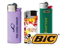 BIC aanstekers bedrukken