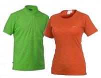 T-shirts & polo's bedrukken