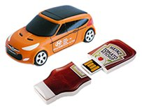 Custom made USB-sticks bedrukken