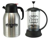 Koffie- & theekannen bedrukken