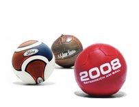 Mini ballen bedrukken