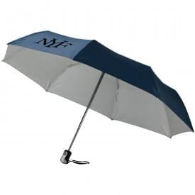 3-delige automatische opvouwbare paraplu