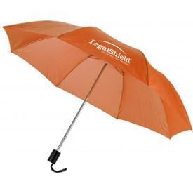 Paraplu in hoes en polskoord