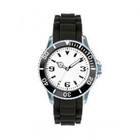 Metalen horloge 43 mm