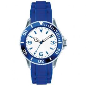 Metalen horloge 46 mm