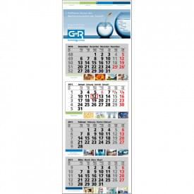 Wandkalender Premium (4 blokken)