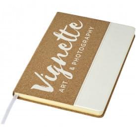 A5 formaat notitieboek van kurk