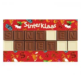 Acetaat Sinterklaas 14 - Sint en Piet