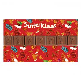 Acetaat Sinterklaas 7 - eigen tekst