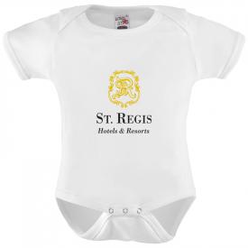 Baby rompertje met logo
