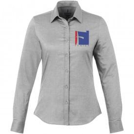 Basic Oxford dames overhemd