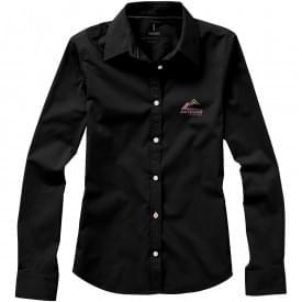 Basic poplin dames overhemd