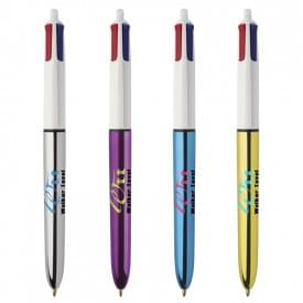BIC 4 Color Shine balpen