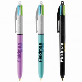 BIC 4 Color Fashion balpen