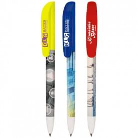 BIC Super Clip full color balpen