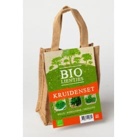 Bio-lientjes - Kruidenset (Jute)