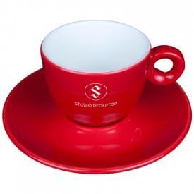 Bola Koffiekopje + Schotel 15 cl