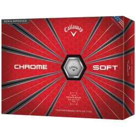 Callaway Chrome Soft Golfbal