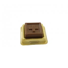 ChocoBlokje in mono tray