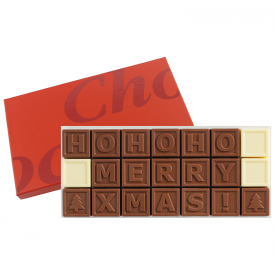 Chocotelegram 21 Hohoho Merry Xmas