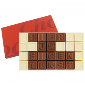 Chocotelegram® 28 Letters