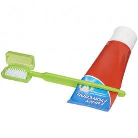 Dana tandenborstel met pasta-pusher