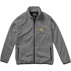 Drop shot microfleece heren jack