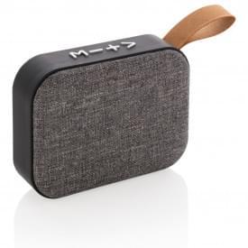 Fabric trend draadloze speaker