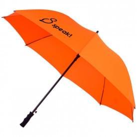 Falcone automatische windproof golfparaplu