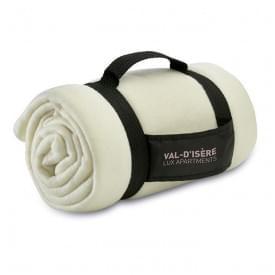 Fleece deken comfortabel