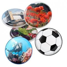Frisbee Fotoprint, Ø 22 cm
