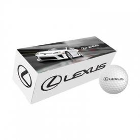 Golfballen verpakking