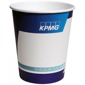 Kartonnen cappuccino beker 230ml