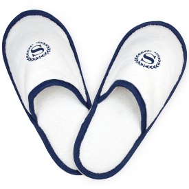 Katoenen slippers