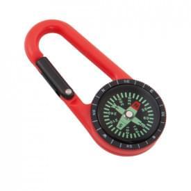 Kompas met karabijnhaak Clark