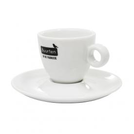 Kop en schotel Espresso